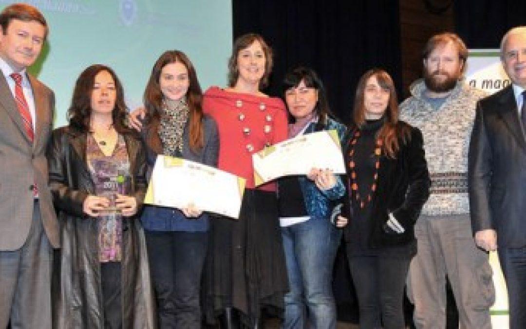 Series CNTV reciben premios QUÉVEO