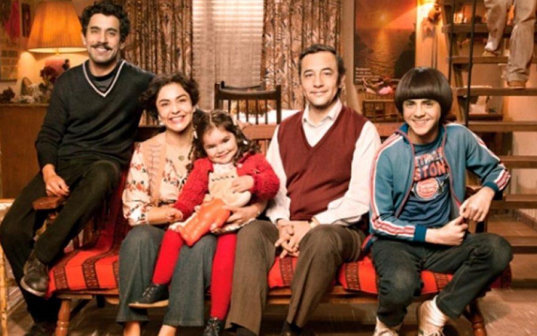 Los 80: el exitoso revival de la mejor serie chilena