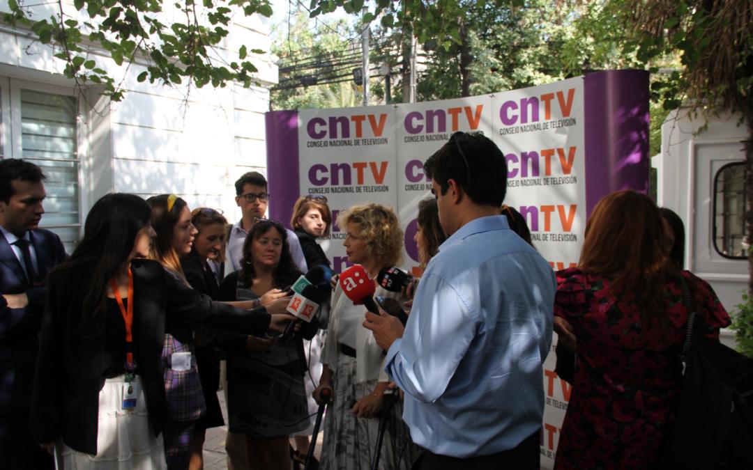 CNTV dicta norma sobre Franja Televisiva para Plebiscito del 26 de abril de 2020