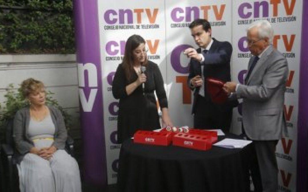 Resultado de los sorteos sobre orden de aparición en la Franja Televisiva del Plebiscito