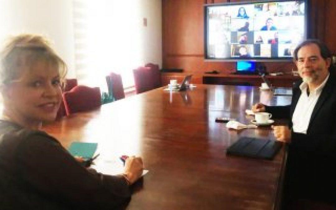 Senado entrega programación de Congreso Futuro a señal TV Educa Chile