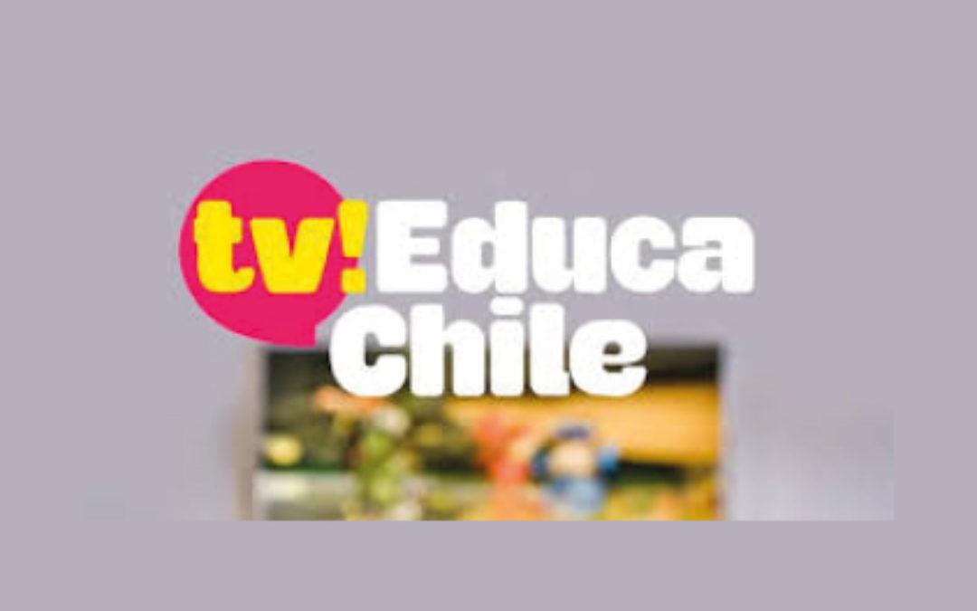 86% de consultados manifiesta que canal TV Educa Chile debería continuar tras la contingencia sanitaria