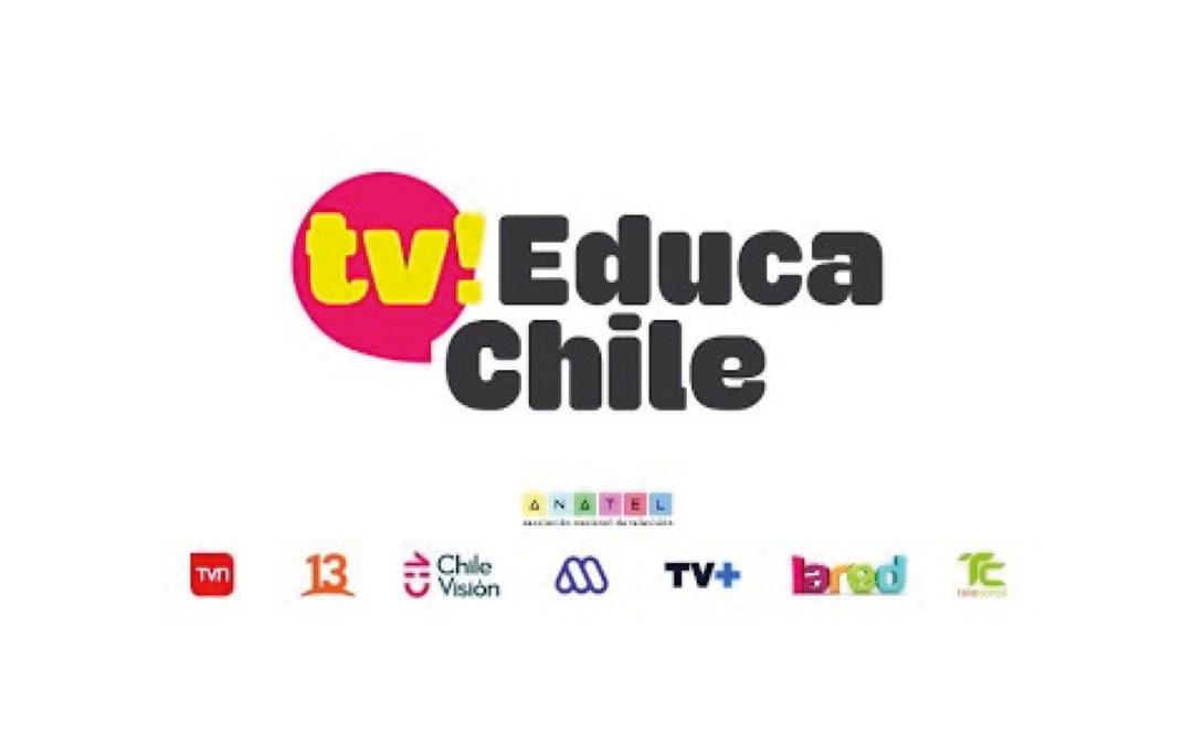 TV Educa Chile es el tercer canal infantil más visto en el país