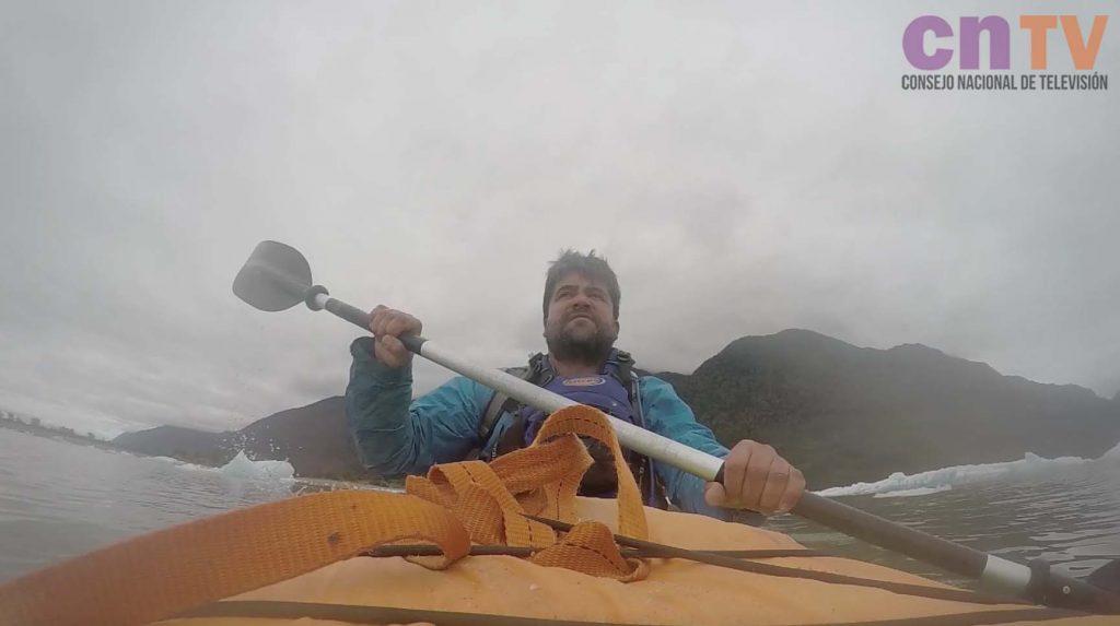 Navegantes de la Patagonia-Historias a Remo y Vela