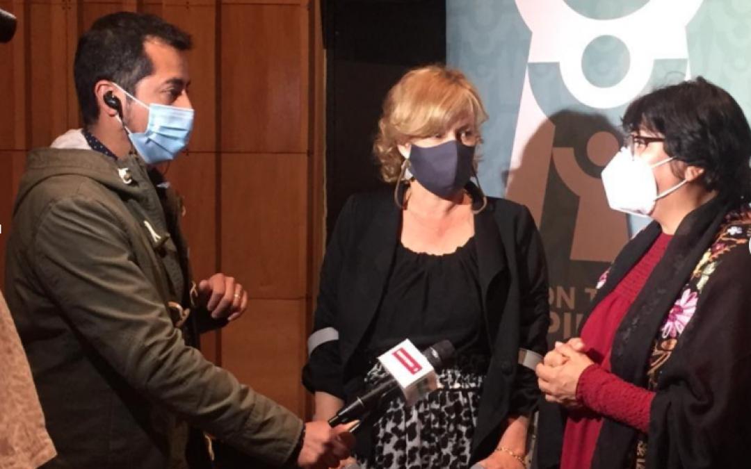 CNTV lanza aplicación infantil CNTV KIDS en La Pintana