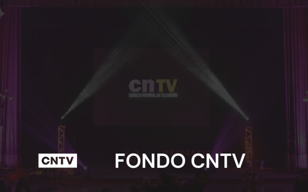CNTV entregó más 4 mil millones de pesos para nuevos programas de televisión de calidad