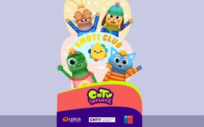 Nueva serie infantil sobre las emociones de los niños y niñas llega a TV Educa Chile