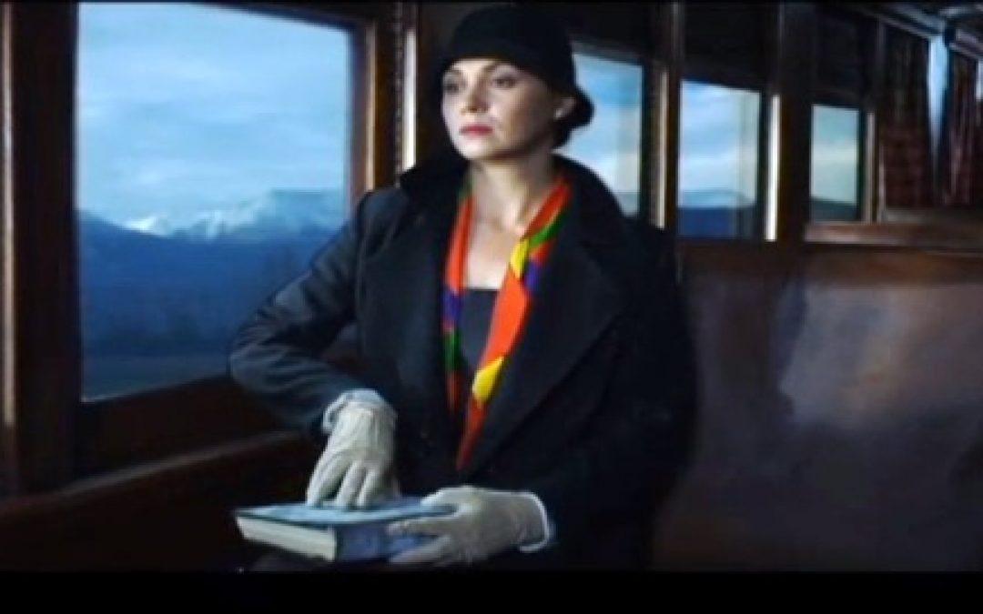 "Este sábado 15 de junio ""La viajera"" de Camilo Mori en ""La mujer del cuadro"""