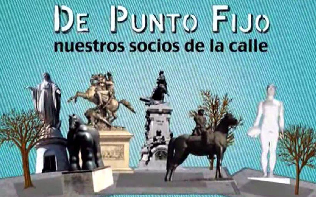 """""""De punto fijo"""" con los monumentos insignia de Chile en UCV-TV"""