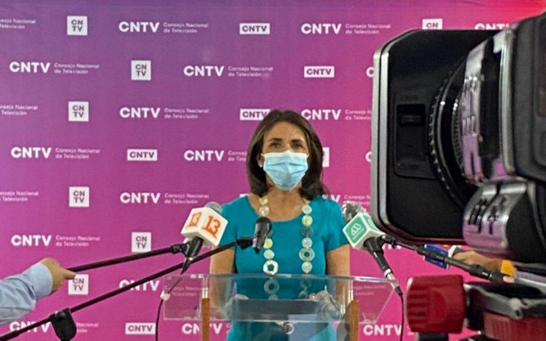 CNTV informa distribución del tiempo de la Franja Electoral de Convencionales Constituyentes