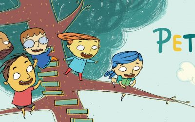 "Serie animada ""Petit"" nominada a los Premios Emmy Kids 2021"